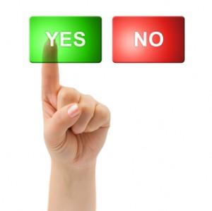 Feeling Yes, Feeling No - Cheryl Woolstone Counselling Blog